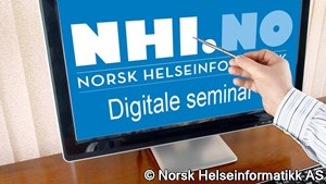 Digitalt seminar om type 2-diabetes